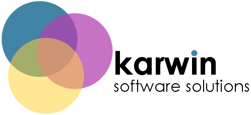 Click to enter Karwin Software Solutions
